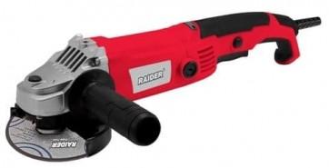 Ъглошлайф RAIDER - RD-AG39 - 1150 W, 4000-11000 оборота, ф 125 мм.