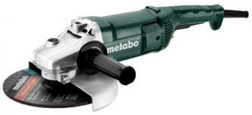 Ъглошлайф METABO - WP 2200-230 - 2200 W, 6600 оборота, ф 230 мм.
