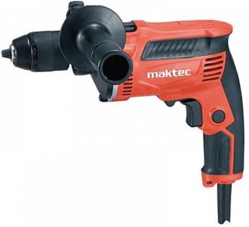 Ударна бормашина MAKITA - MT818KSP - 710 W, 0-3200 оборота, 0-48000 удара, 38/13/13 мм.