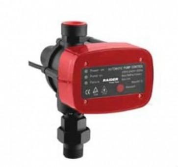 Електронен пресостат RAIDER - RD-EPC02 - 2200 W, 10 bar