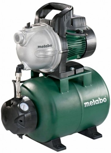 Хидрофор METABO - HWW 3300/25 G - 900 W, 3300 л./ч., 45/8 м., 4,5 bar, 24 л.