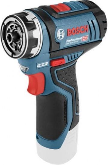 Акумулаторен винтоверт Bosch GSR 12V-15 FC Professional Solo /без батерия и зарядно устройство/
