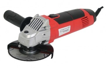 Ъглошлайф RAIDER - RD-AG35 - 750 W, 11000 оборота, ф 125 мм.+ Диск диамантен WET 125x22.2mm RD-DD10 + Диск за метал 125х1.0х22.2mm