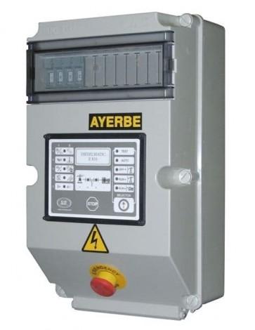 Автоматичен панел за управление AYERBE - AY 801 AUT - 5,0 kW