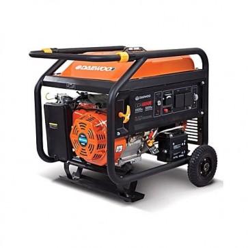 Бензинов генератор DAEWOO GDA 8000E / 7,5 kW , ел,старт /