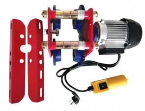 Релсова количка RAIDER  за телфер 1T 300w 13m/min RD-EH06