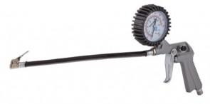 Пистолет за гуми RAIDER  с манометър RD-TI01