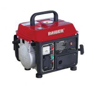 Генератор за ток RAIDER бензинов двутактов 0.65kW RD-GG08