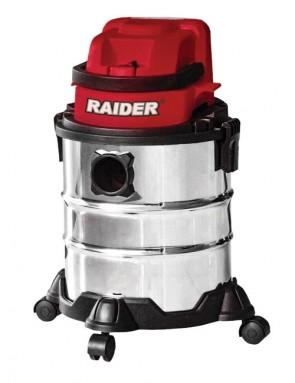 R20 Прахосмукачка RAIDER  за сухо и мокро Li-ion 15L Solo RDP-SDWC20