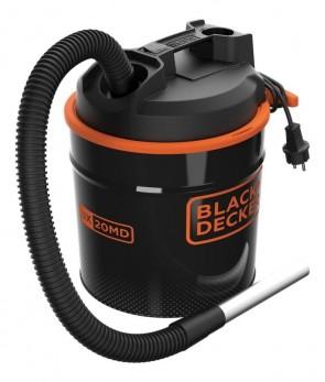 Прахосмукачка за пепел BLACK&DECKER - BXVC20MDE - 900 W, 18 л., 150 mbar, 28 л./сек1