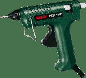 Пистолет за лепене BOSCH - PKP 18-E - 100-240 V, 20 г/мин.