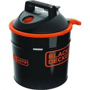 Прахосмукачка за пепел BLACK&DECKER - BXVC20TPE - 900 W, 18 л., 28 л./сек1