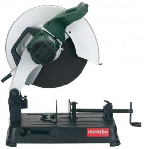 Отрезна машина METABO - CS 23-355 - 2300 W, 3900 оборота, ф 355 мм. + диск