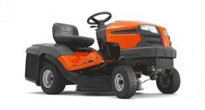 Трактор за косене HUSQVARNA - TC 130 - 6.3 kW, 2800 оборота, 5,7 л., 77 см., 200 л.