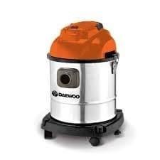 Прахосмукачка за сухо и мокро почистване DAEWOO - DAVC 90-20L - 1250 W, 15 Kpa, 25 л./сек., 20 л.