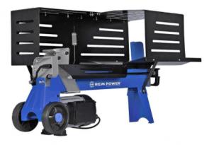 Машина за цепене на дърва хоризонтална REM Power - LSEm 7010 - 2,3 kW, 7 т. / ELEKTRO MASCHINEN /
