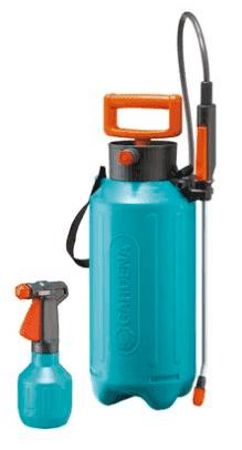 Раменна пръскачка за растителна защита GARDENA - 5 л., 3 bar / 00824-20 /