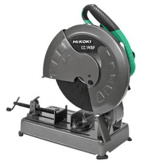 Циркуляр за метал HiKOKI - HITACHI - CC14SF - 2000 W, 3800 оборота, ф 355x25,4 мм.