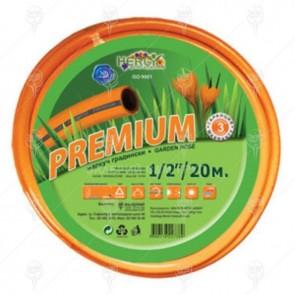 "Градински маркуч PREMIUM - HGL012HE - 20 м., 1/2"", 13 мм."