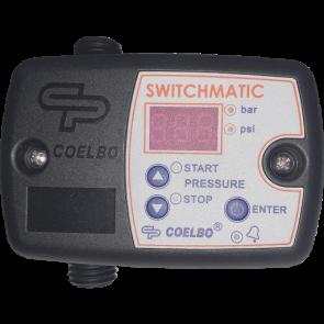Електрически пресостат COELBO - SWITCHMATIC 1 - 2,2 kW, 8 bar, 16 A