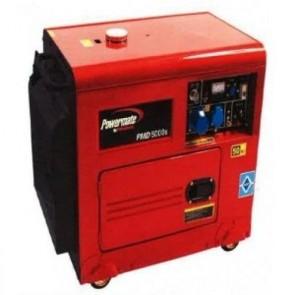 Дизелов генератор POWERMATE - PMD 5000s