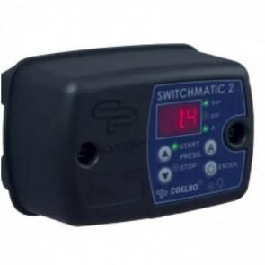 Електрически пресостат COELBO - SWITCHMATIC 2 - 2,2 kW, 8 bar, 16 A