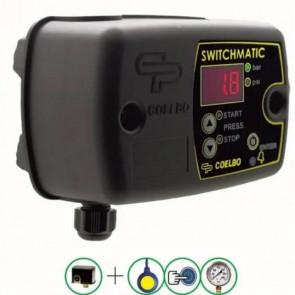 Електрически пресостат COELBO - SWITCHMATIC 3 - 8 bar, 16 A