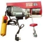 Електрическа лебедка HU-LIFT EQUIPMENT - MB400