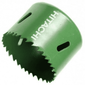Боркорона за метал биметална HiKOKI - HITACHI - 752131 - PG 9, 38 мм., ф 60 мм.