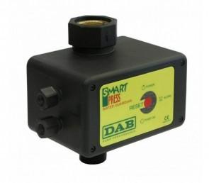Електрически пресостат DAB - SMART PRESS 1.5 HP - 1,5 HP(1,1 kW), 8000 л./ч. 15 bar