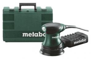Орбитален шлайф METABO - FSX 200 Intec - 240 W, 11000 оборота, ф 125 мм.