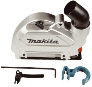 Прахоулавящ предпазител за ъглошлайф MAKITA - 196845-3 - / за ф 115 мм. и 125 мм. /