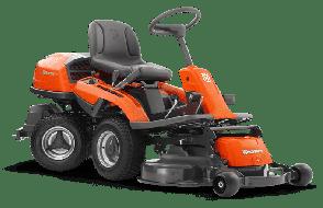 Трактор за косене HUSQVARNA - R 214TC - 12,8 kW, 656 см3, 2600 оборота, 12 л., 94 см.