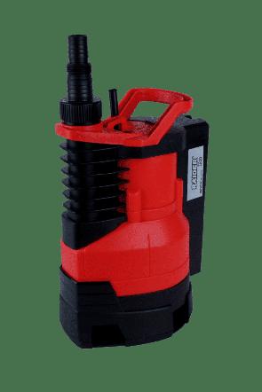 Потопяема водна помпа за мръсна вода RAIDER - RD-WP28 - 400 W, 2900 оборота, 150 л./мин1, 5/5 м.