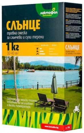 Тревна смеска ЛАКТОФОЛ - Слънце - 1 кг. / 30-40 м2