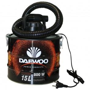 Прахосмукачка за пепел DAEWOO DAAVC800 - 800 W, 1488 л./мин1, 15 л.