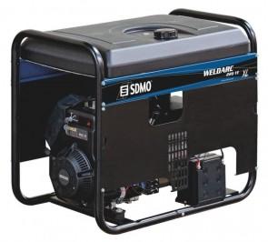 Заваръчен генератор SDMO - WELDARC220 TE XL C