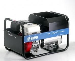 Заваръчен генератор SDMO - SDMO VX 220-7.5H