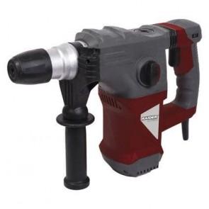 Перфоратор RAIDER - RD-HD46 - 1500 W, 850 оборота, 4000 удара, 4,3 J, 13/32/40 мм., SDS+