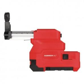 Акумулаторна прахоуловителна система за перфоратор MILWAUKEE - M18 CDEX-0 - RedLi-ion, 18 V / без батерия /