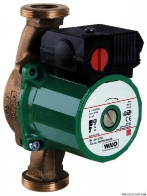 Помпа за битово-горещи води WILO - Star Z 20/1 - 38 W, 1,7 м3/ч., 1,0 м., 10 bar