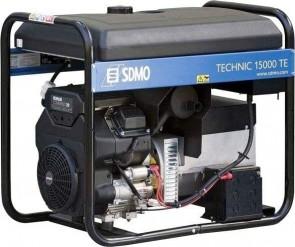 Бензинов генератор SDMO - TECHNIC 15000TE AVR C