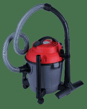 Прахосмукачка за сухо и мокро почистване RAIDER - RD-WC01 - 1250 W, 1,3 м./мин1, 22 л./сек1, 1,6 kPa 18 л.