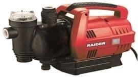 Водна помпа RAIDER - RDP-WP29 - 650 W, 2850 оборота, 63 л./мин1, 38/8 м.