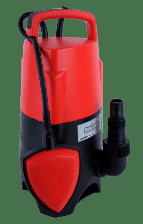 Потопяема водна помпа за мръсна вода RAIDER - RDP-WP25 - 750 W, 217 л./мин1, 2900 оборота, 8/7 м.