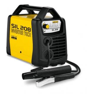 Заваръчен апарат DECA - SIL 208 - 1,5 kW, 85 V, 10-80 A, 1.6-2.5 мм.