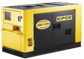 Дизелов генератор KIPOR POWER - KDE 19 STA3