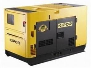 Дизелов генератор KIPOR POWER - KDE 11 SS