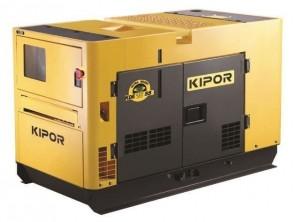 Дизелов генератор KIPOR POWER - KDE 16 SS