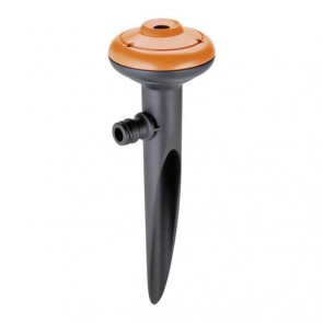 Разпръсквач с колче CLABER - SPIKE-JET - 50 м², 6-8 м., 9,8-17,5 л./мин1, 1-4 bar